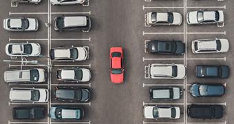 スマート駐車システム